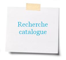 recherche catalogue logo