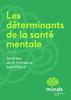 Les déterminants de la santé mentale : Synthèse de la littérature scientifique - URL