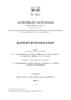 Rapport d'information mission relative aux problématiques de sécurité liées à la présence de MNA sur le territoire - URL